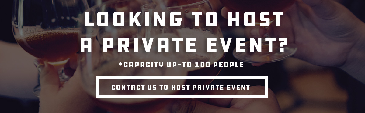 Private Events at Latchkey Brewing